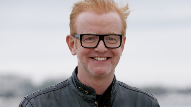 """Chris Evans during a photocall for TV show """"Top Gear"""" (Photo: Getty)"""