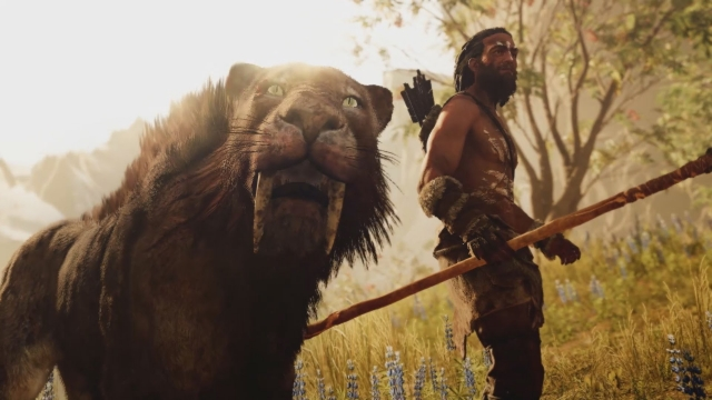 Far Cry Primal A Huge Leap Back In Time
