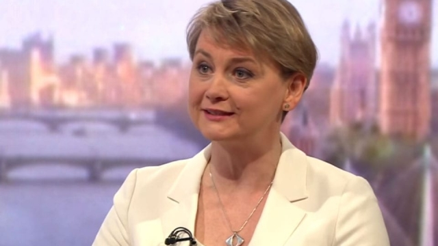 Yvette Cooper contradicted Jeremy Corbyn on the Andrew Marr Show