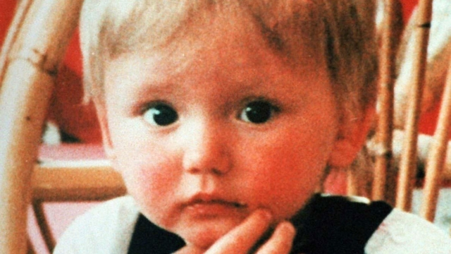 Article thumbnail: Detectives investigating the disappearance of toddler Ben Needham now believe he was killed in an accident near the farmhouse where he disappeared. (Photo: Getty)