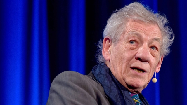 Article thumbnail: Sir Ian McKellen (Photo: Ben A. Pruchnie/Getty Images)