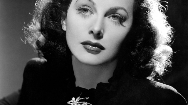 Hollywood star Hedy Lamarr pioneered the technology that makes WiFi possible
