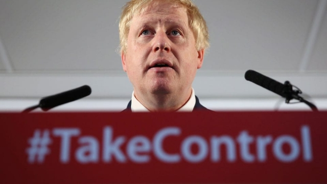 Boris Johnson Makes The Liberal Cosmopolitan Case For Brexit