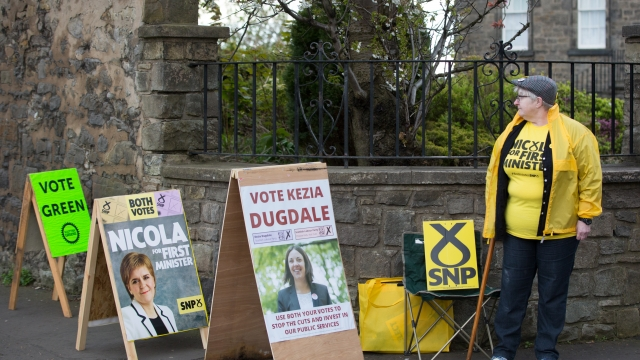 Article thumbnail: Labour in Scotland has struggled to compete with the SNP (Photo by Matt Cardy/Getty Images)