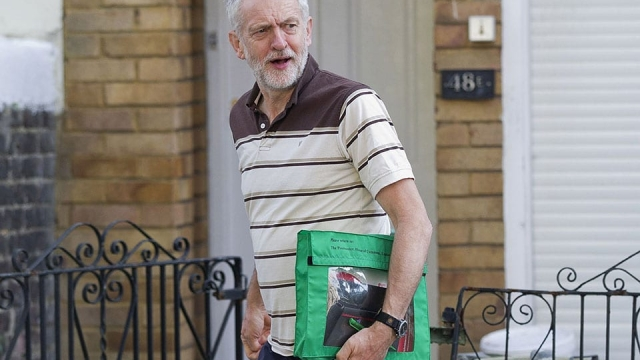 British men and women voted Jeremy Corbyn as one of the worst dressed public figures