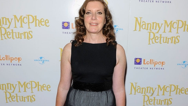 Director Susanna White attends the New York premiere of 'Nanny McPhee Returns'