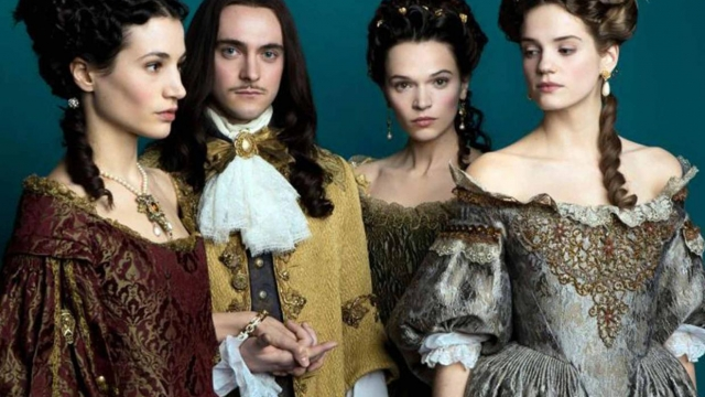 Article thumbnail: 'Versailles' is a raunchy period drama about the reign of Louis XIV