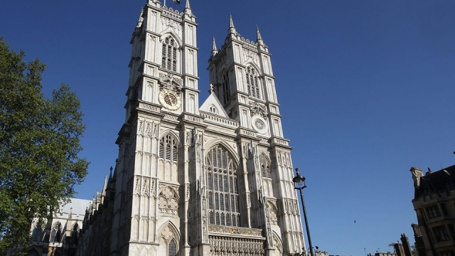 Westminster Abbey has the sacred tablet which was looted from Ethiopia in 1868