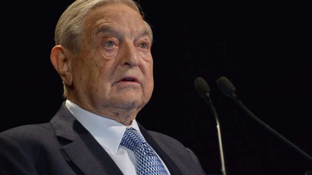 The billionaire fund manager George Soros (Photo: Getty)