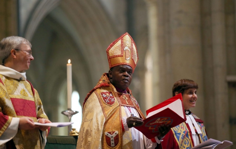 Archbishop of York Dr John Sentamu (Photo: Getty)