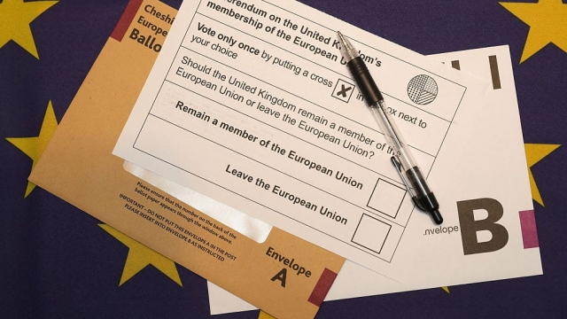The website for referendum voters to register crashed shortly before deadline (Photo: Christopher Furlong/Getty Images)