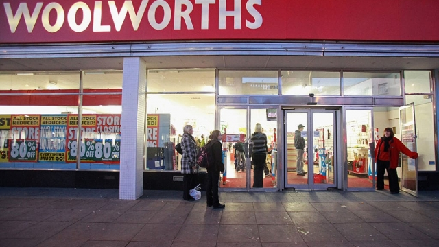Woolworths not reopening