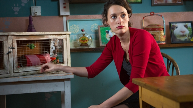 "Phoebe Waller-Bridge stars in 'Fleabag', a show about a ""very real, very angry, and very dark humoured woman"" Photo: Luke Varley"