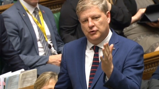 Angus Robertson's performances at PMQs have helped him raise his profile in the SNP (Photo: PA Wire)
