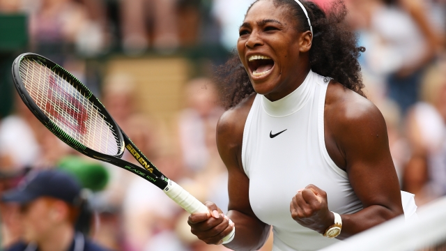 Serena Williams has won her 22nd Grand Slam title