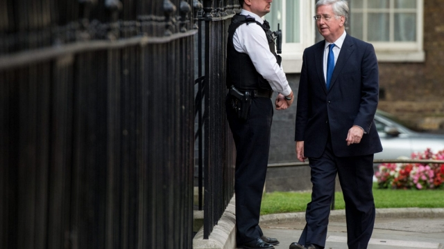 "Sir Michael Fallon: regarded as among the Tories' ""safest pairs of hands""(Photo: Getty)"
