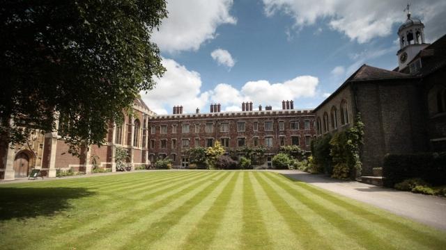 Cambridge University (Photo: Getty)