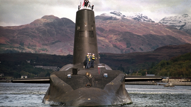 Trident misfire was covered up, according to a report (PA Wire)