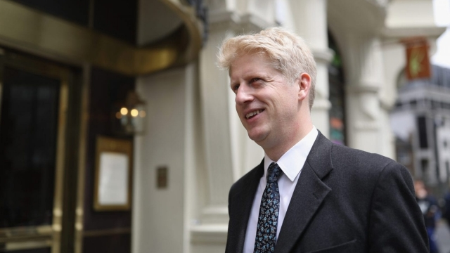 Jo Johnson, the universities minister (Photo: Getty)