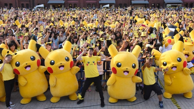 Throw your Pikachu party at an appropriate location (Photo: Getty)