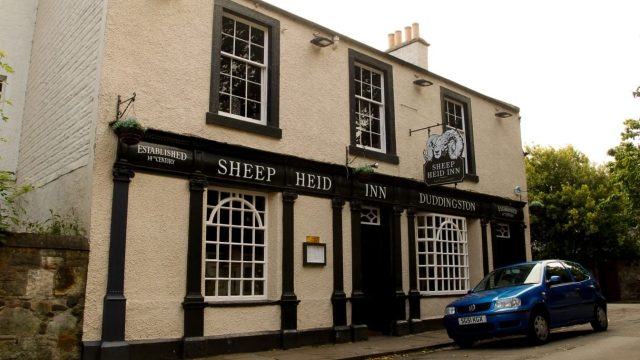 The Sheep's Heid Inn (Photo: Scott Louden)