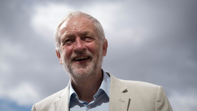 Jeremy Corbyn unveiled his ten pledges at a speech in Dagenham, east London (Photo: PA Wire)