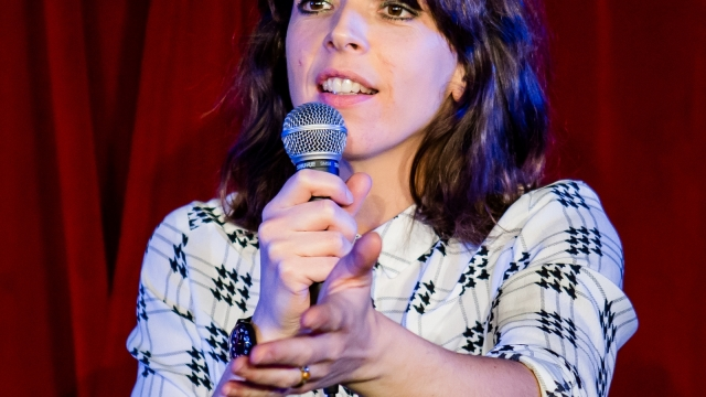 Bridget Christie's new comedy show is all about Brexit
