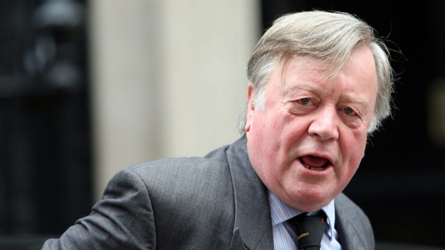 Ken Clarke made the claim to his friend Sir Tam Dalyell, who included it in his forthcoming book (Photo: Getty)