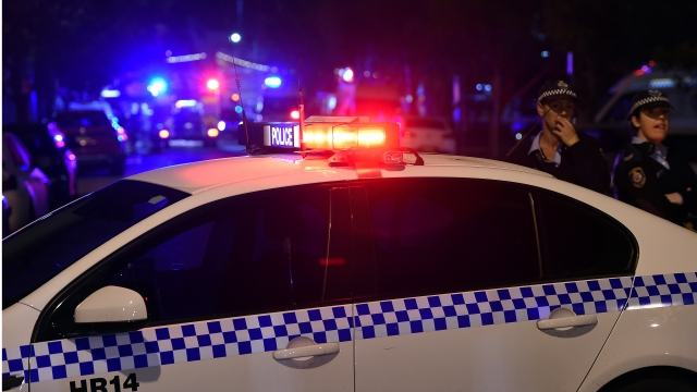 A young British woman's body has been found in Sydney (SAEED KHAN/AFP/Getty Images)