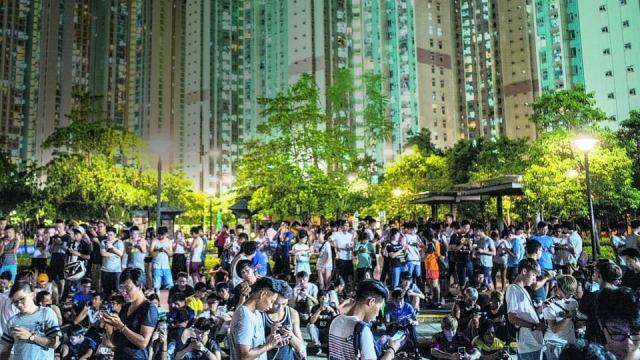 Pokemon Go, being played here in Hong Kong, is one of the computer games changing the way we look at the world and behave