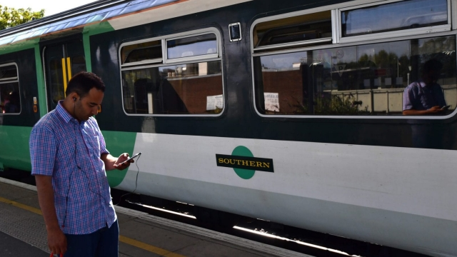 Hundreds of thousands of Southern rail passengers have faced weeks of travel chaos this summer (Photo; Getty)