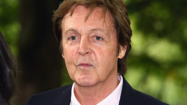 Sir Paul McCartney, whose mother Mary became a nurse at the age of 14, said he is a 'great supporter' of the NHS.
