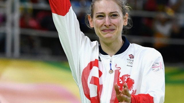 Trampolining is expected to surge in popularity in the UK following Bryony Page's silver medal in Rio.