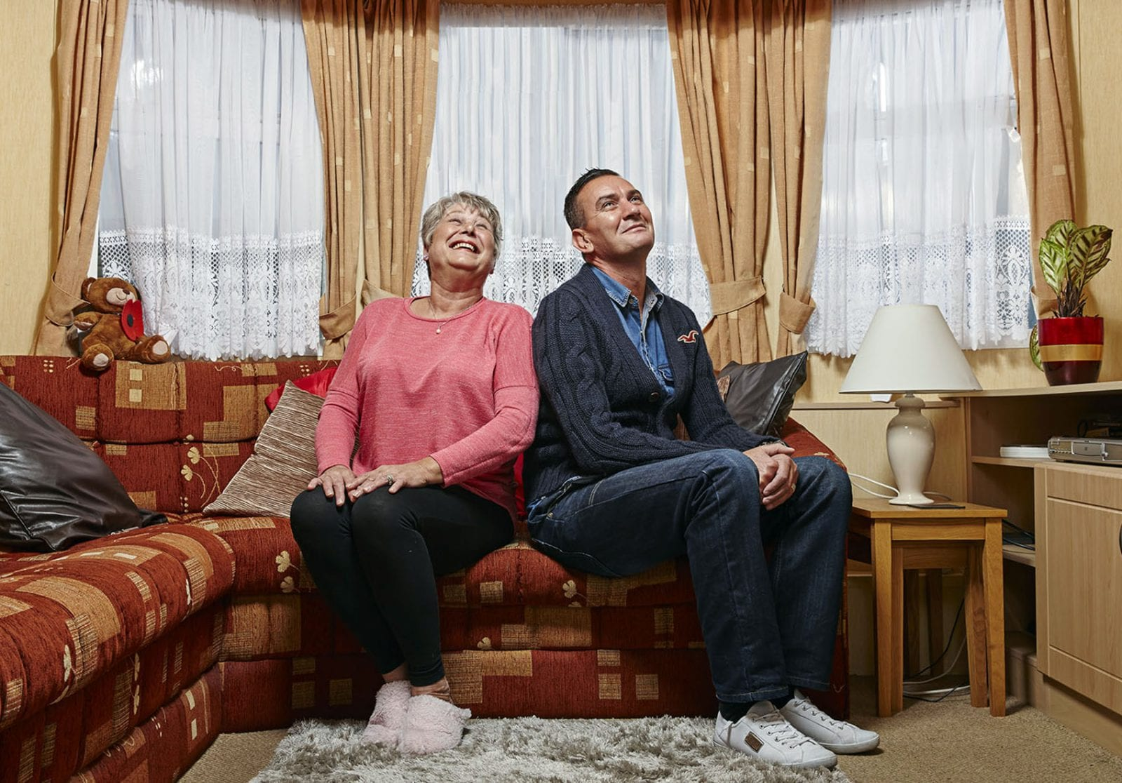 Jenny and Lee, some of the stars of Gogglebox