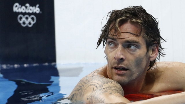 French swimmer Camille Lacourt (Photo: Getty)