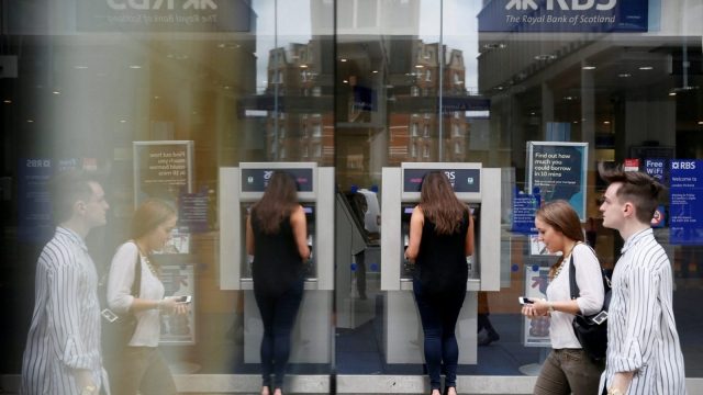 Royal Bank of Scotland announces massive number of branch closures