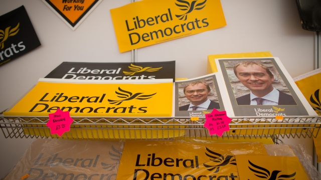 The figures were obtained by the Liberal Democrats (Getty)