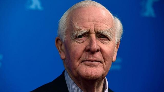 John Le Carré: still an impeccable storyteller. Photo: John Macdougall/ AFP/Getty