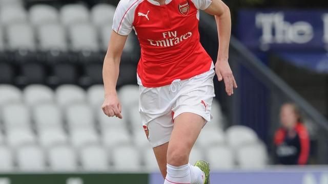 Casey Stoney of Arsenal Ladies