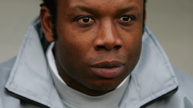 Leroy Rosenior on a different stint with Torquay in 2005 (Photo: Getty)