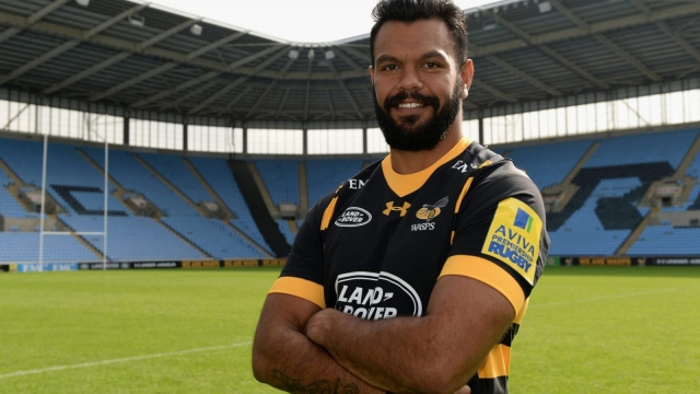 Kurtley Beale's salary at Wasps is thought to be £500,000 per year