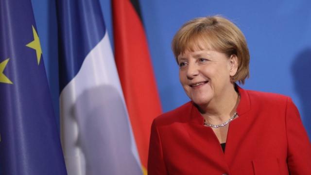 Angela Merkel's political future is at stake (Photo: Getty)