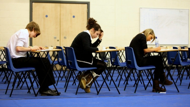 The changes will result in tougher end-of-year examinations for Scottish pupils (Photo: Getty)