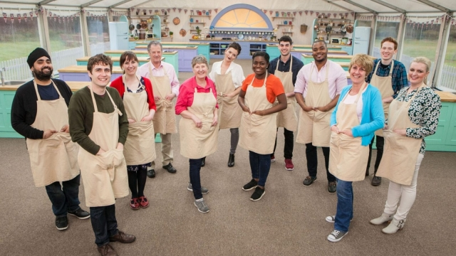 Bake Off's current generation of competitors have kept quiet (Photo: PA)