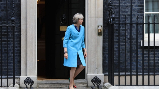 Theresa May (Photo: PA)