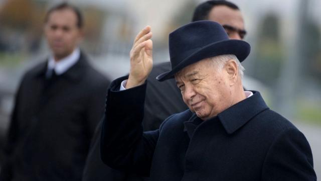 Uzbek President