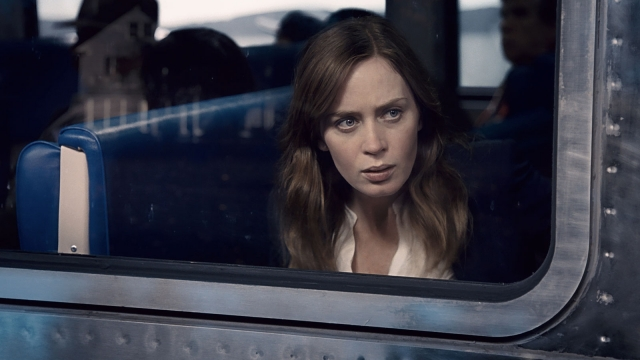Emily Blunt stars in the movie version of bestselling novel, 'The Girl on the Train'