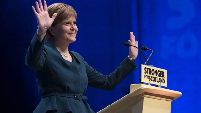 Nicola Sturgeon is seeking to secure a 'soft' Brexit for Scotland (Photo: PA)