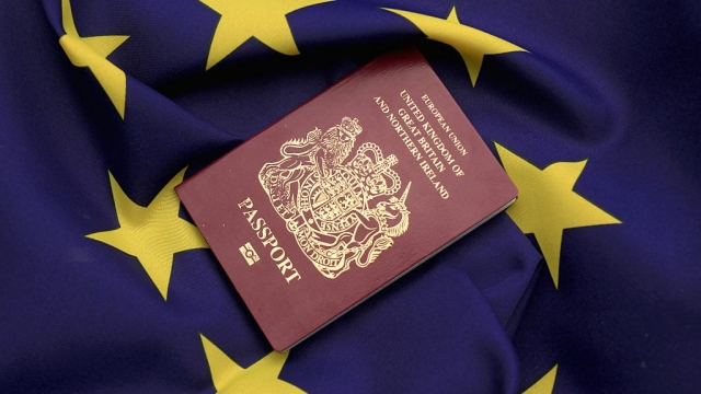 Burgundy passports could be scrapped from 2019 (Photo: Getty Images)