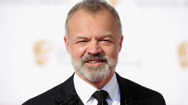 Graham Norton shows only flashes of restrained wit in his debut novel. Photo: Stuart C. Wilson/Getty